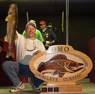 Winning fish