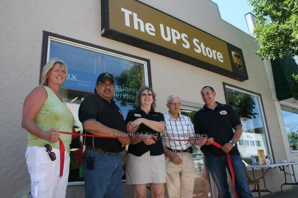 UPS-opening