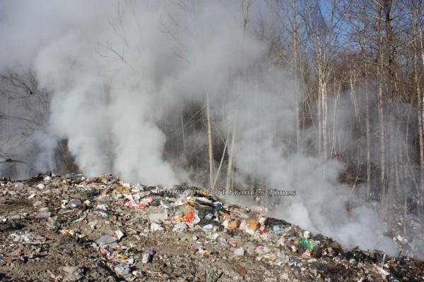dump fire