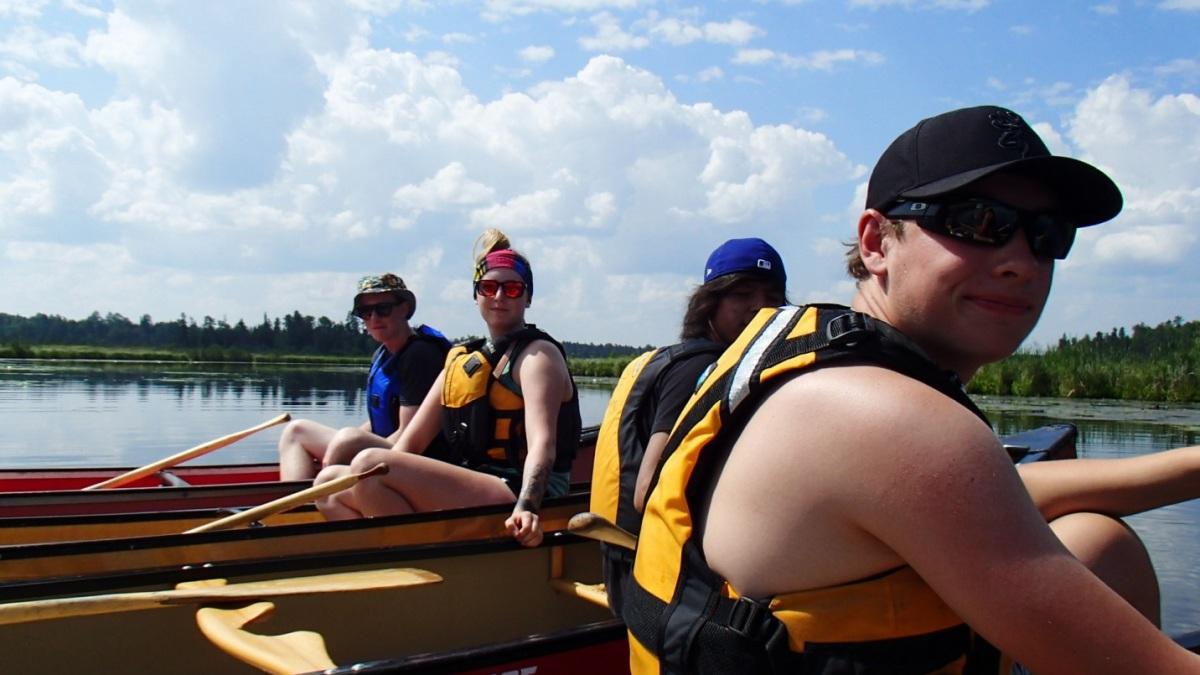 SYR canoe