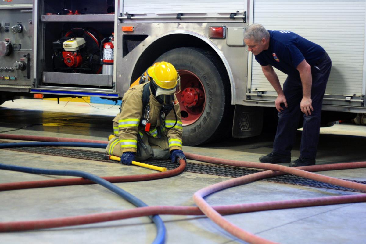 firefighter program