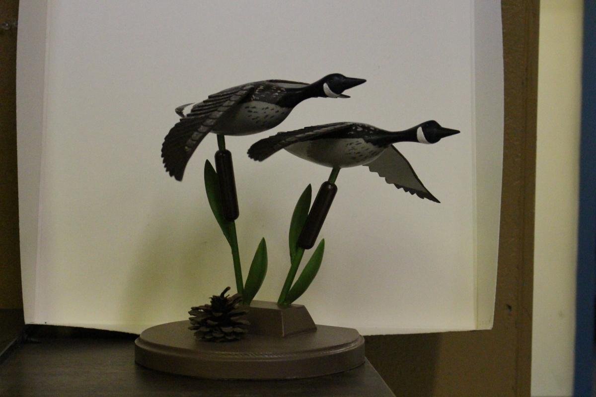 'DU' auction item