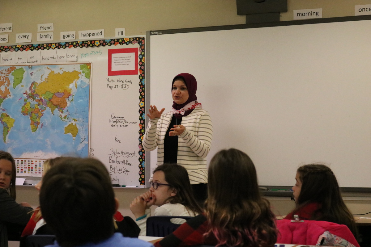 immigrant speaker
