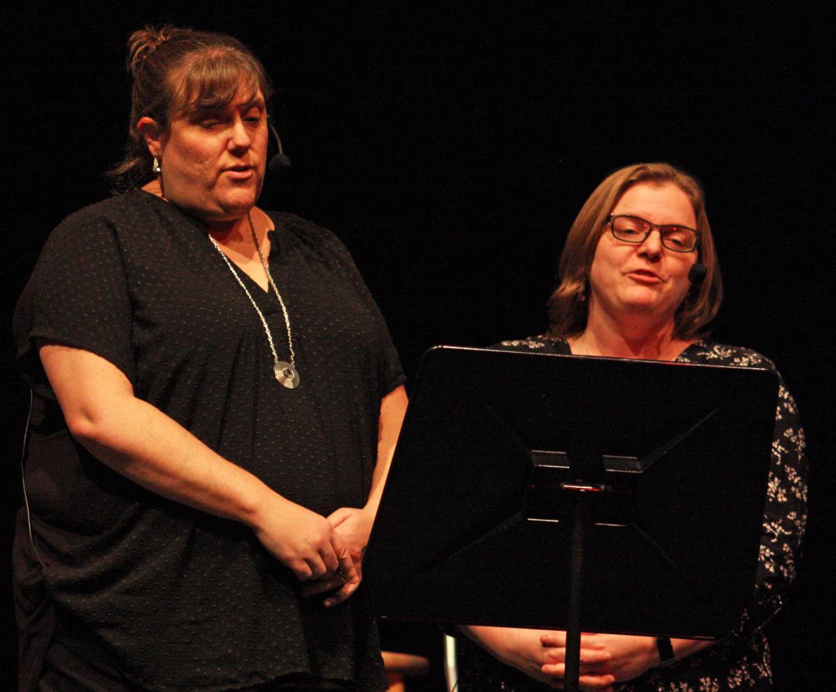 cantata duet