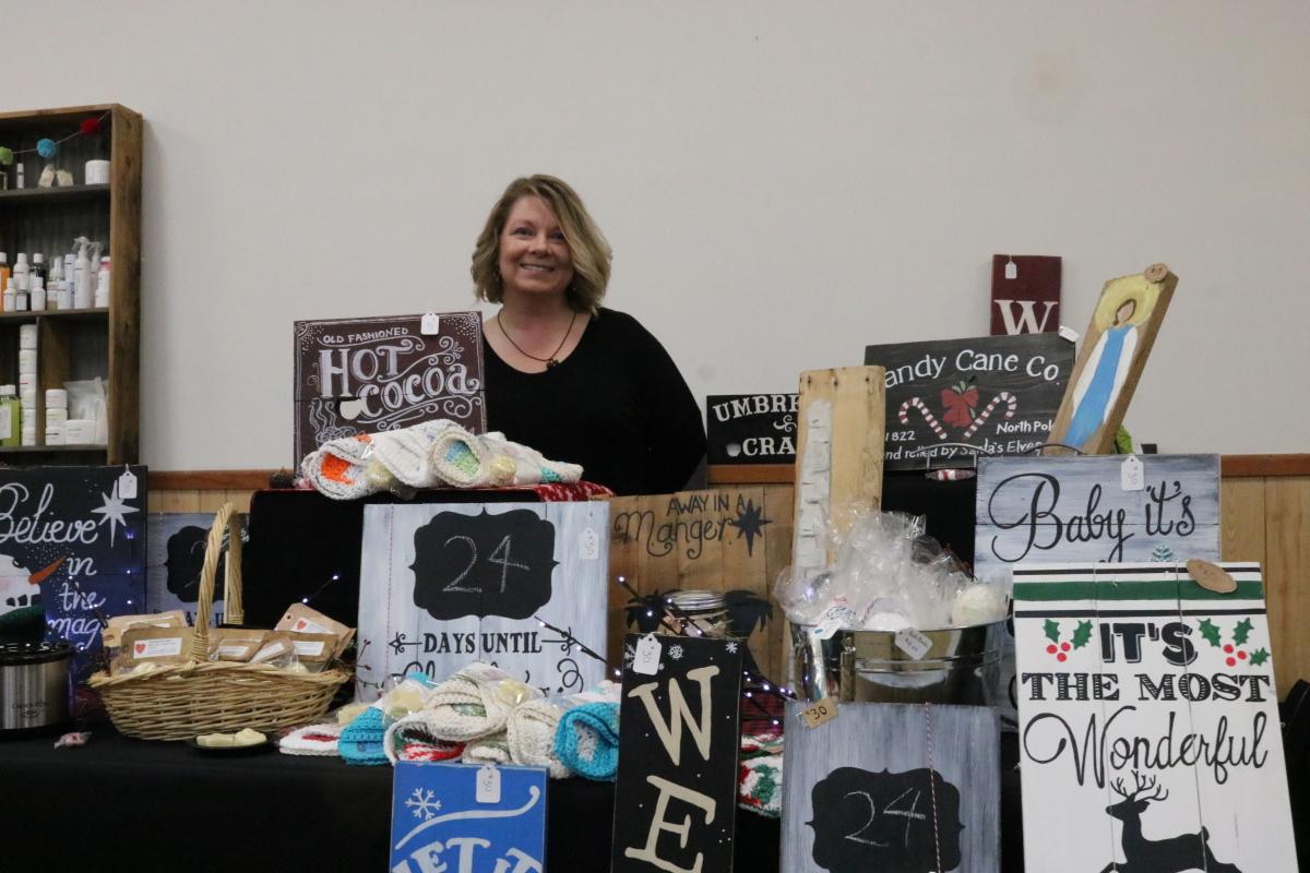 craft vendor