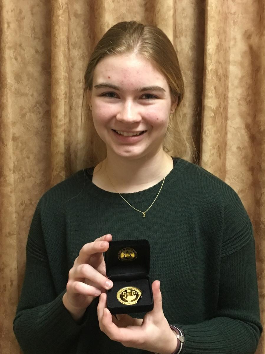 Schwartz medal