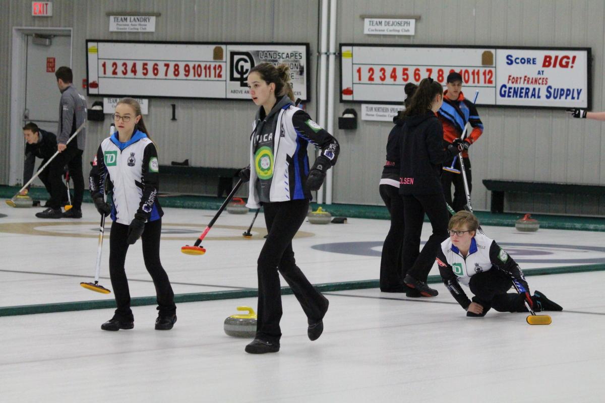 U18 curling