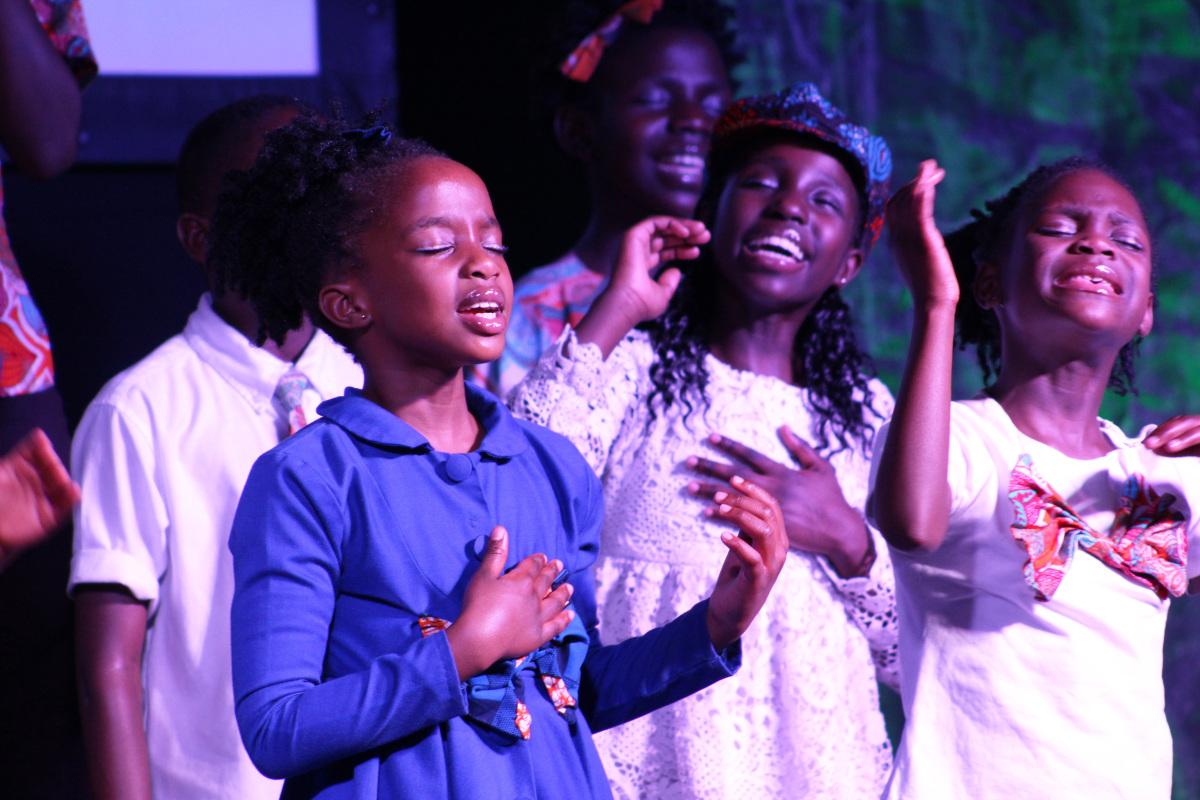 heartfelt singing