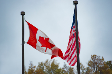 Canada's border communities find togetherness in facing COVID challenges