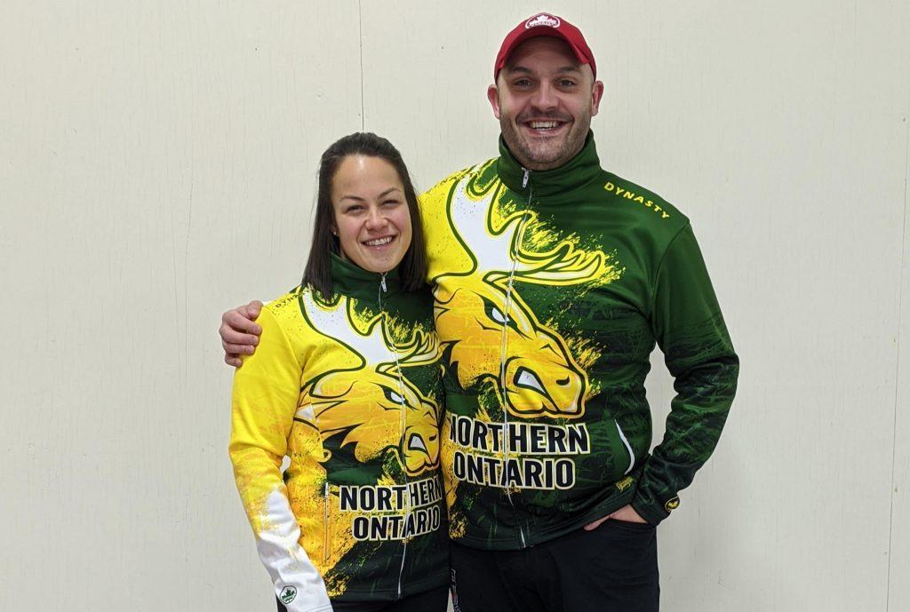 Bonot seeking Canadian mixed Doubles title in Calgary