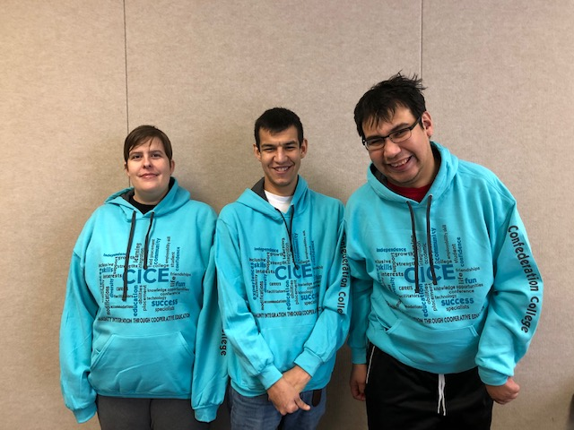 CICE students weather COVID challenges