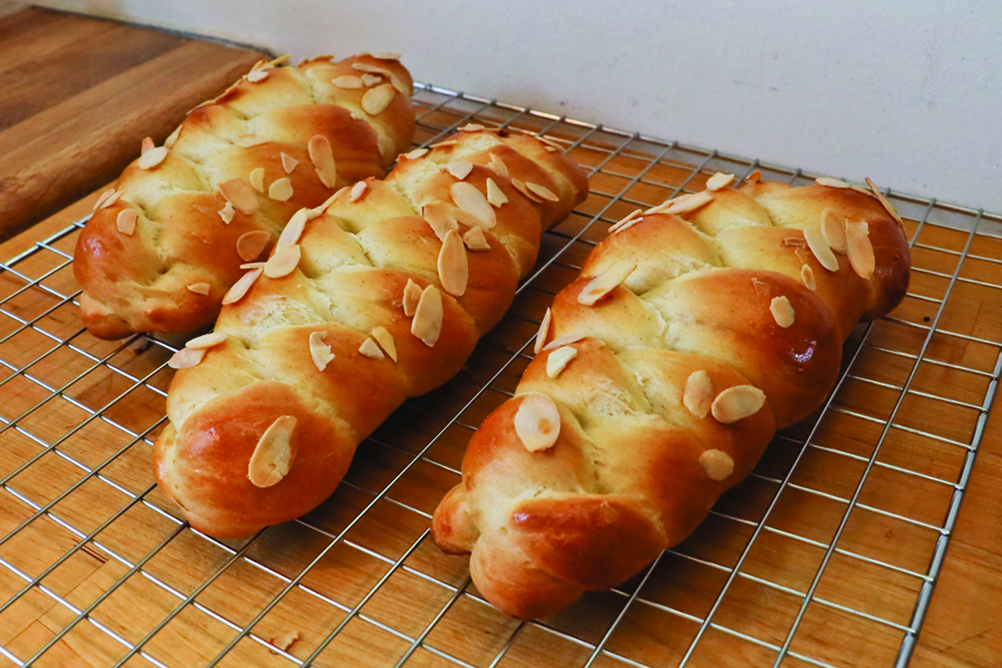 Local baker's Swiss traditions become rising success