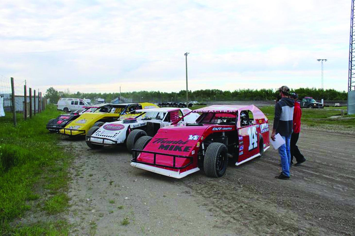Emo Speedway updates with June start date