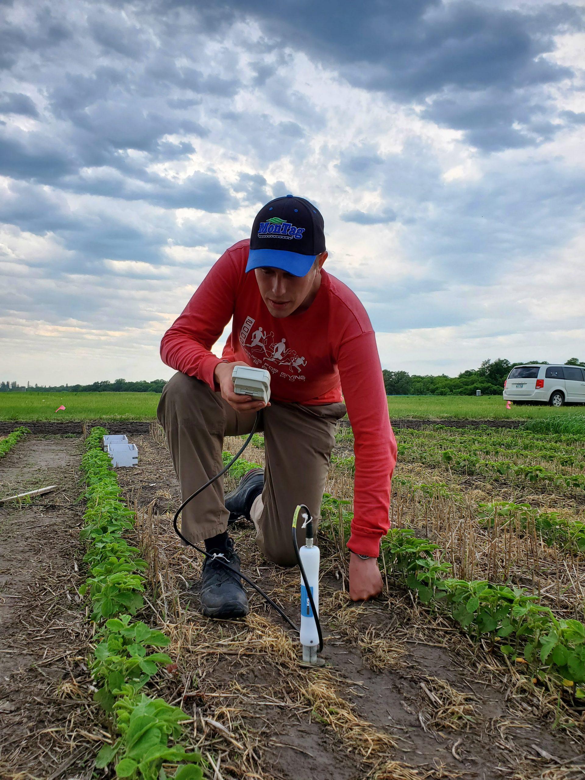 Study seeks help from farmers