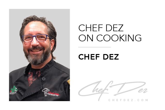 Chef Dez on Cooking – the best meatballs for all occasions