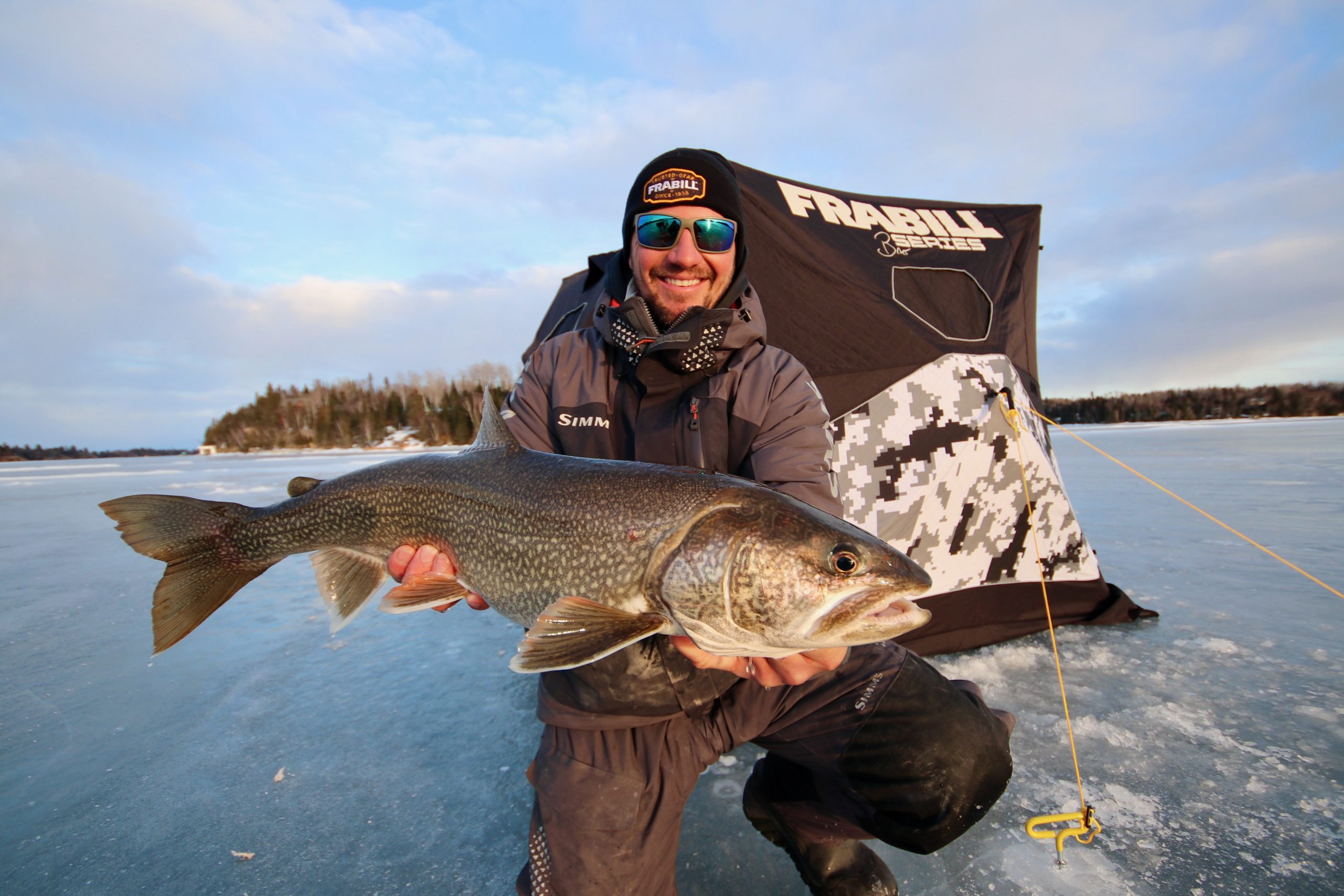 Last chance for ice fishing
