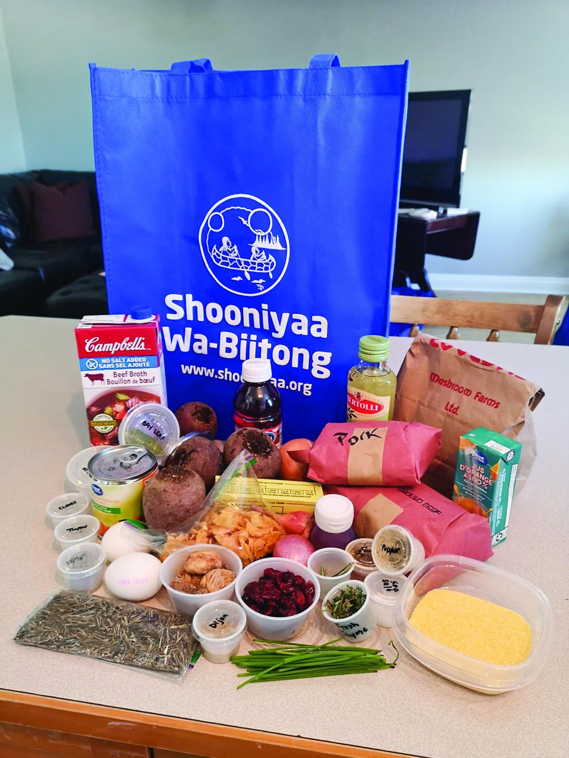 Shooniya Wa-Biitong bringing families together with virtual cooking classes