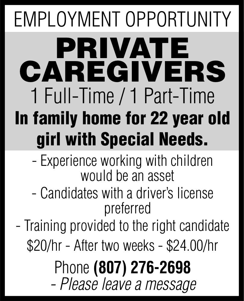 Private Caregivers