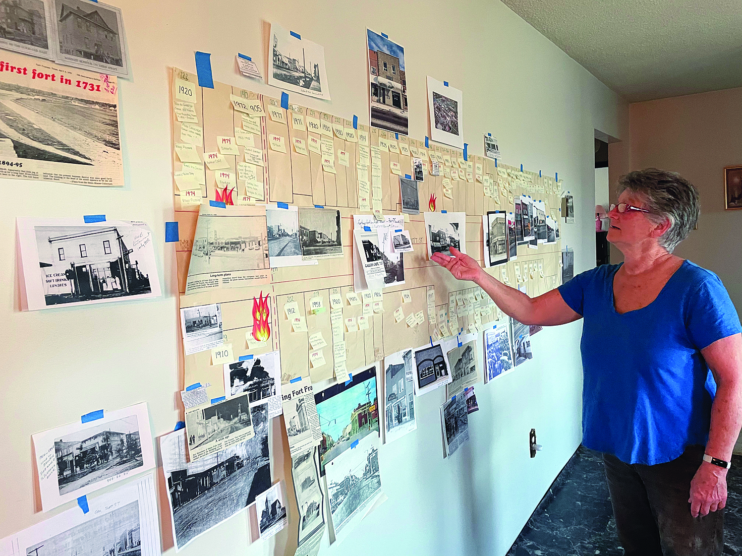 Museum exhibit to showcase Fort Frances businesses old and new