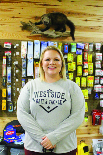 A fisher and a businesswoman, navigating life's passion