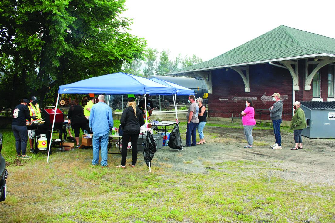 Bear Clan celebrates successful barbecue fundraiser