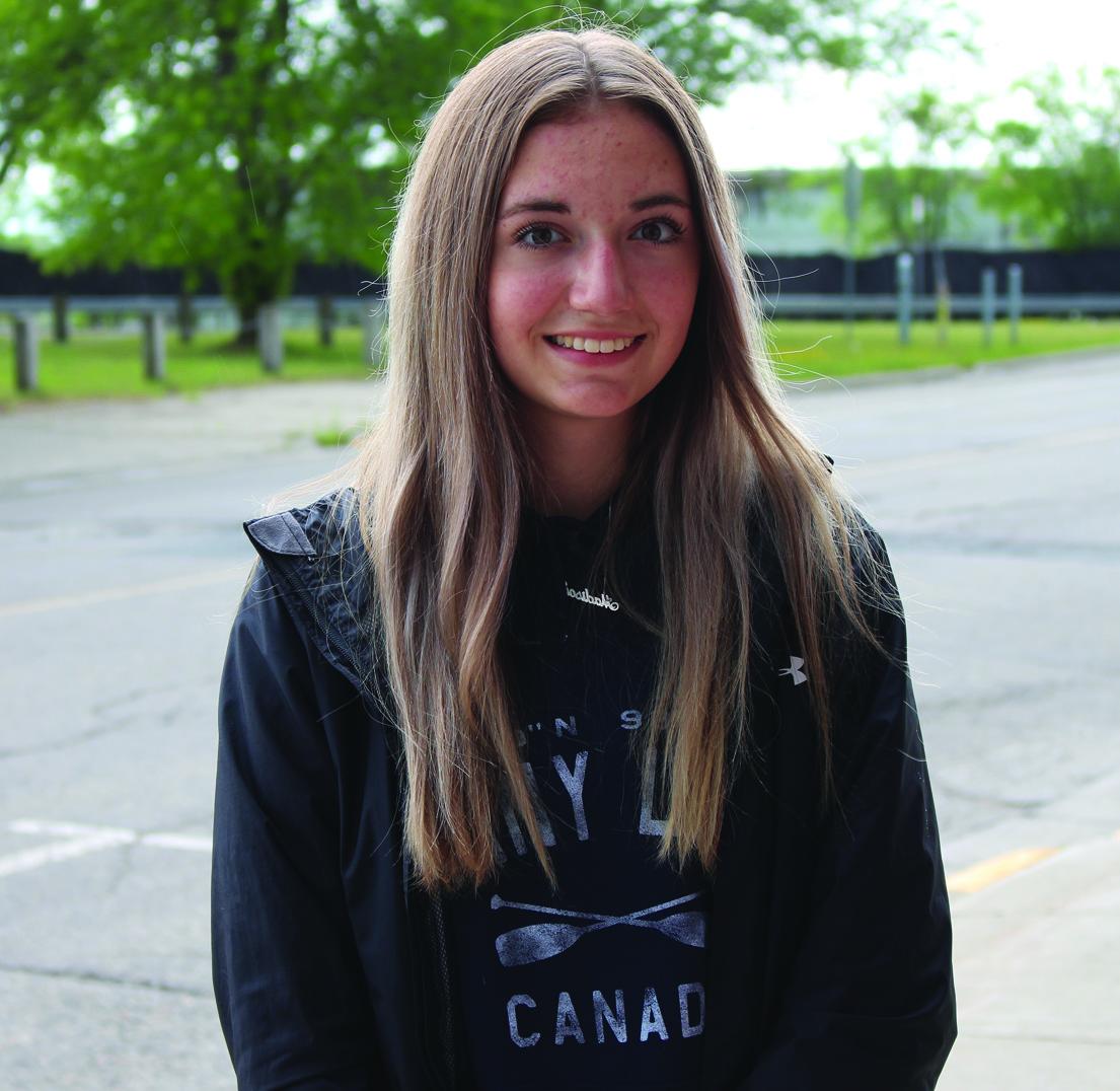 Pandemic reveals local teen's hidden talents