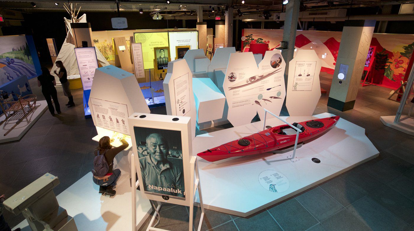 Science North premieres new exhibition on National Indigenous Peoples Day