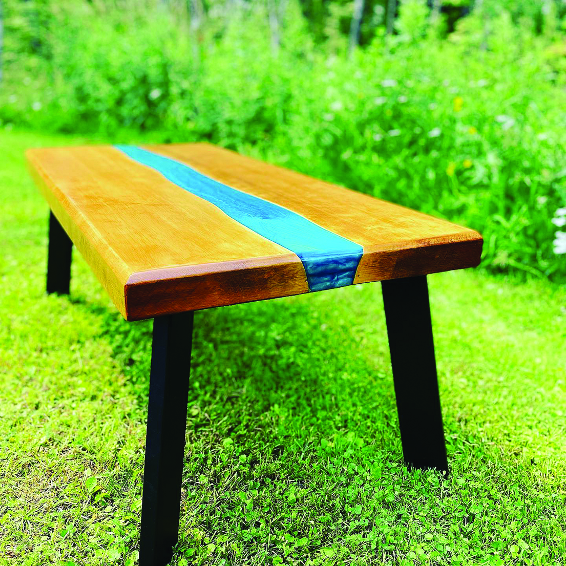 Rustic charm runs through Woodenearth designs