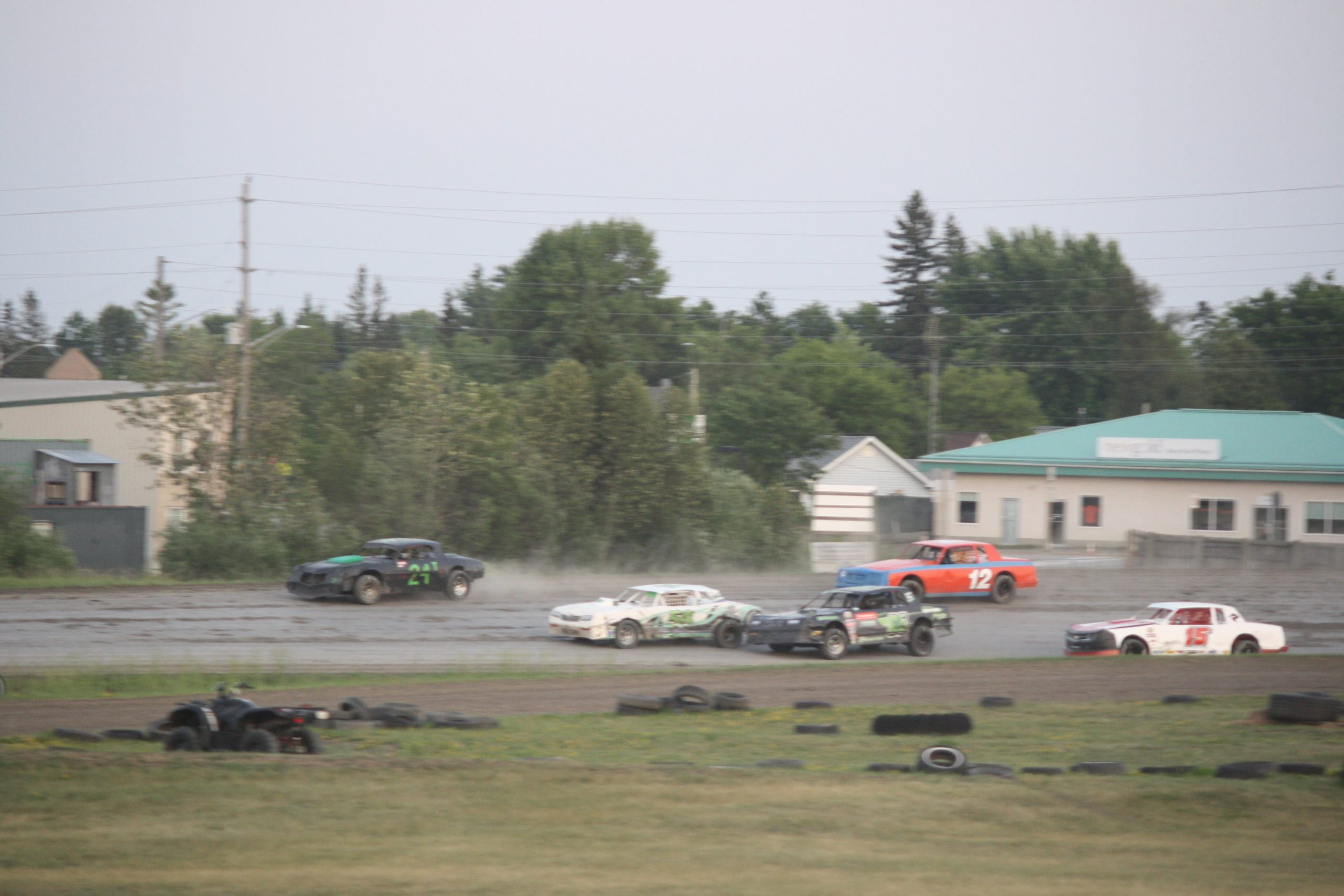 Racing season heating up at Emo Speedway with Street Stocks