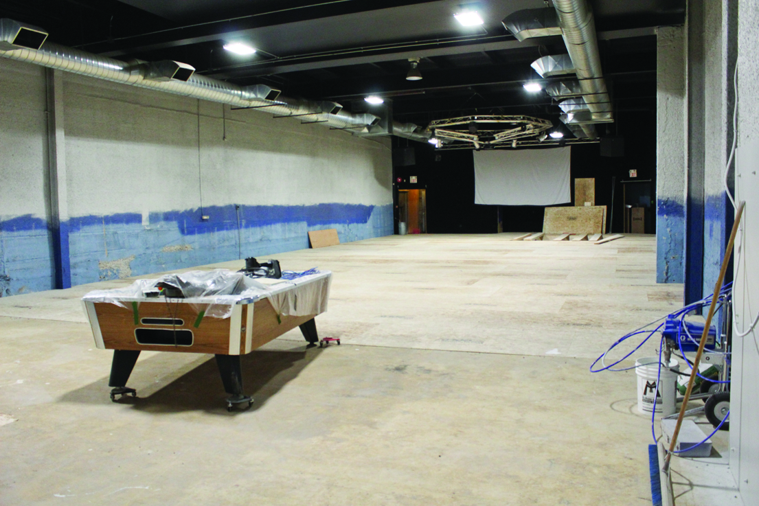 New home for gymnastics academy coming together ahead of season