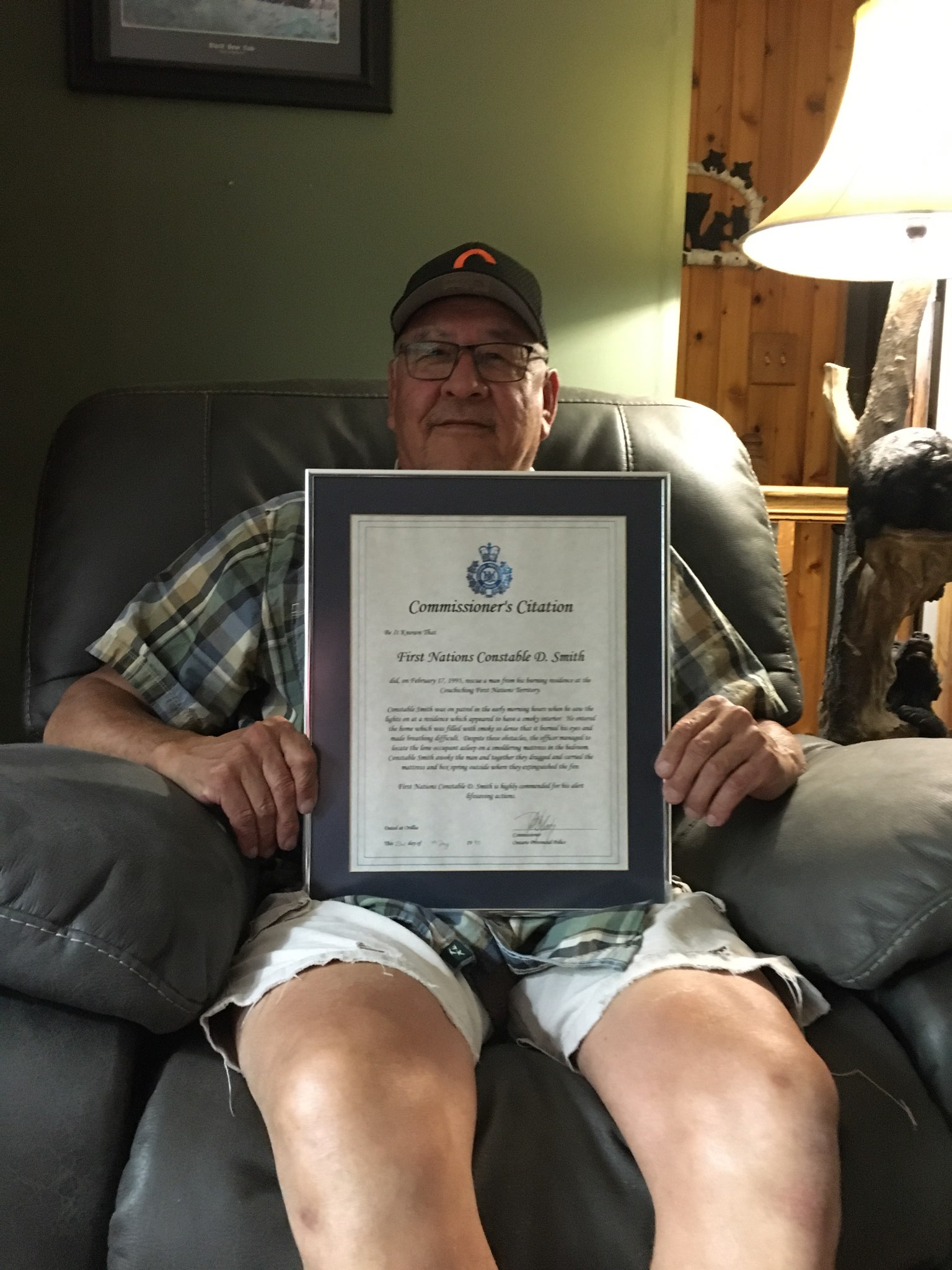 Dennis Smith retires after decades of service