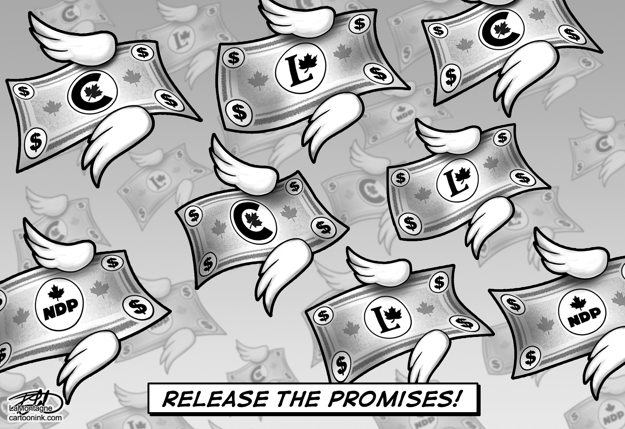 Release the Promises!