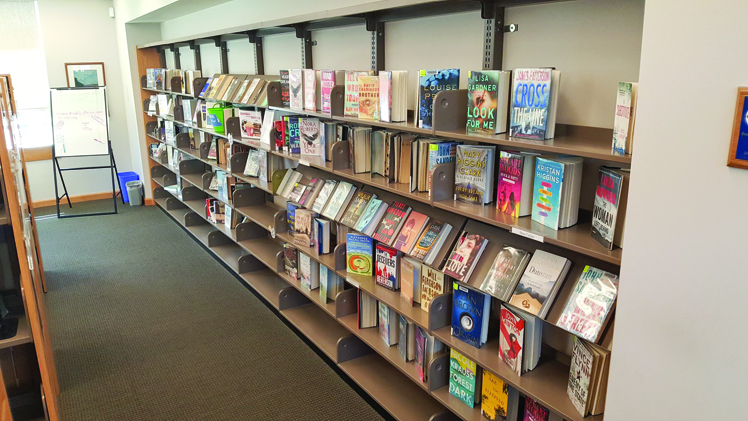 Fort Frances library asks permission to plant a garden