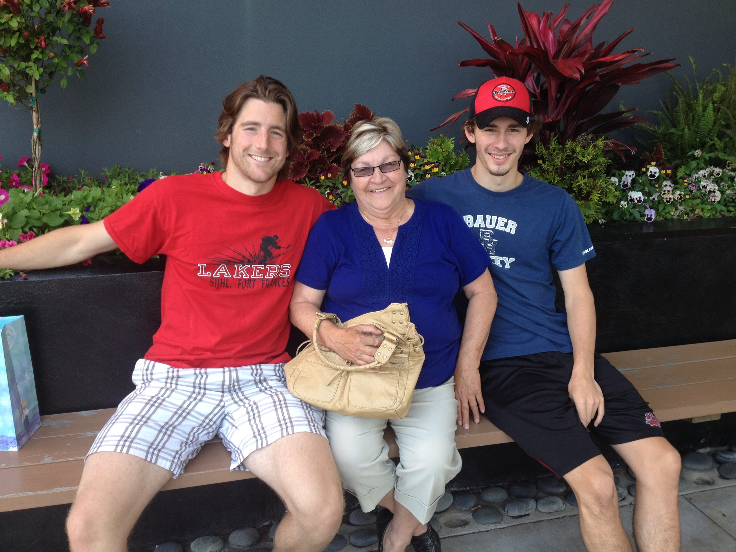 Billet families offer home away from home