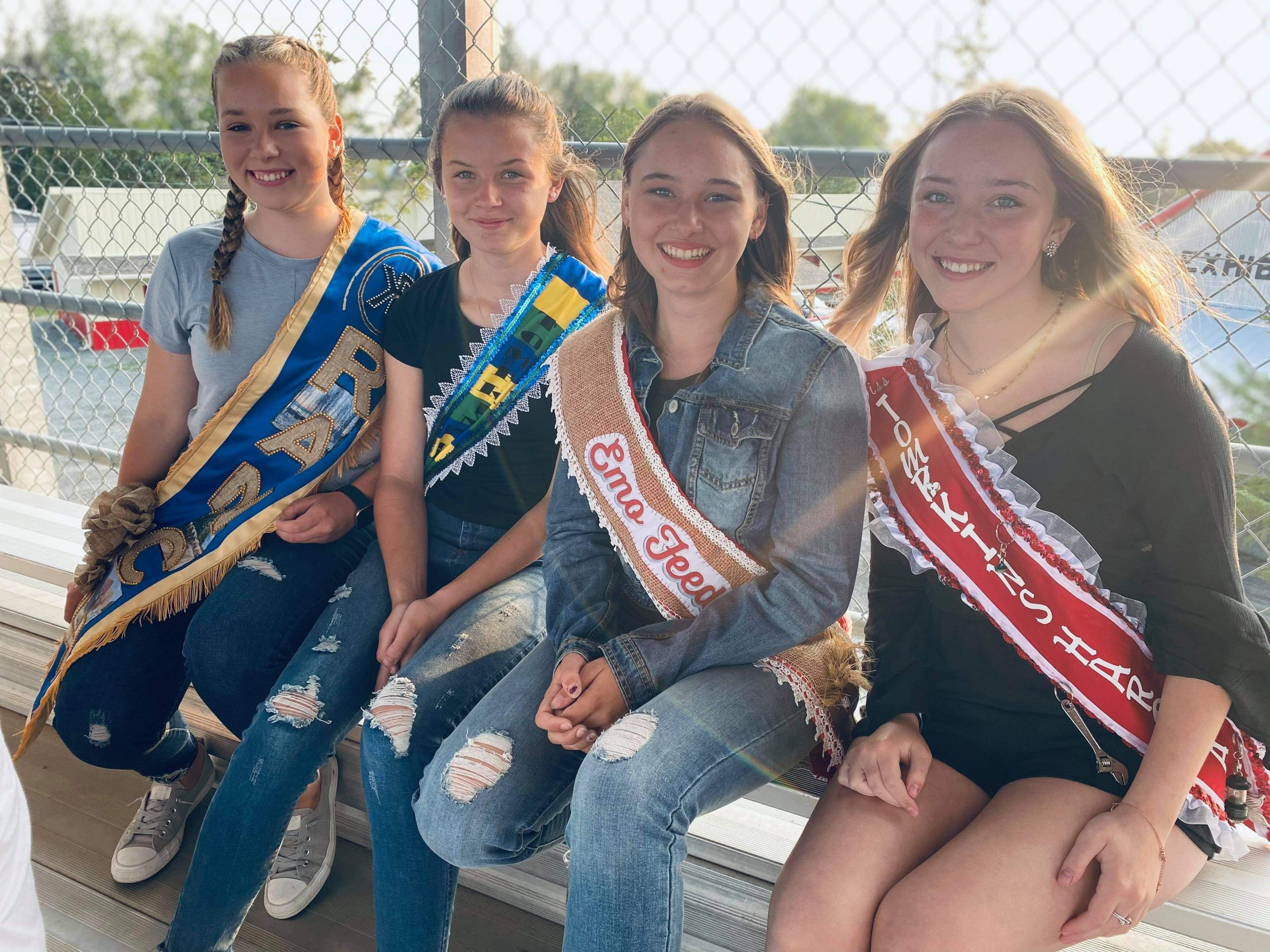You be the Judge – a word from the Fair Queen Contestants