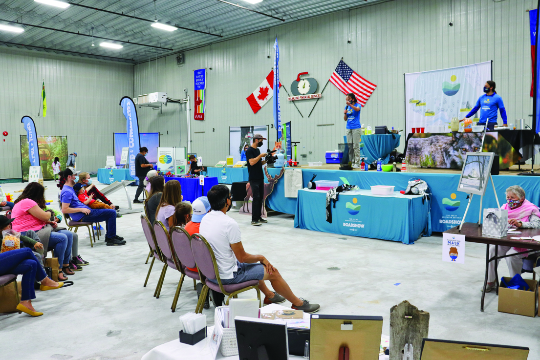 Science North launches roadshow
