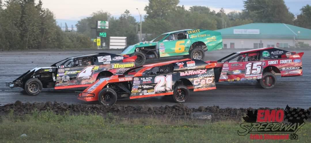 Emo Speedway racing season finale a roaring success
