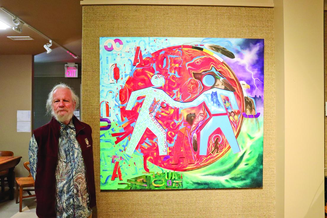 Bergland artist subject of Fort Frances museum exhibit