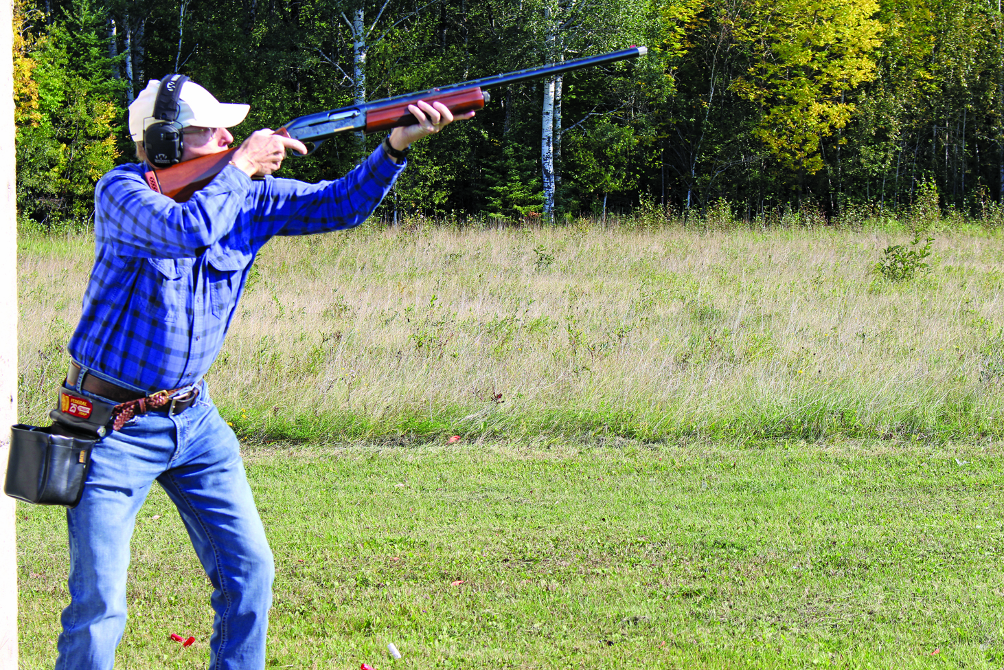 Skeet Shoot-off ends season with a bang