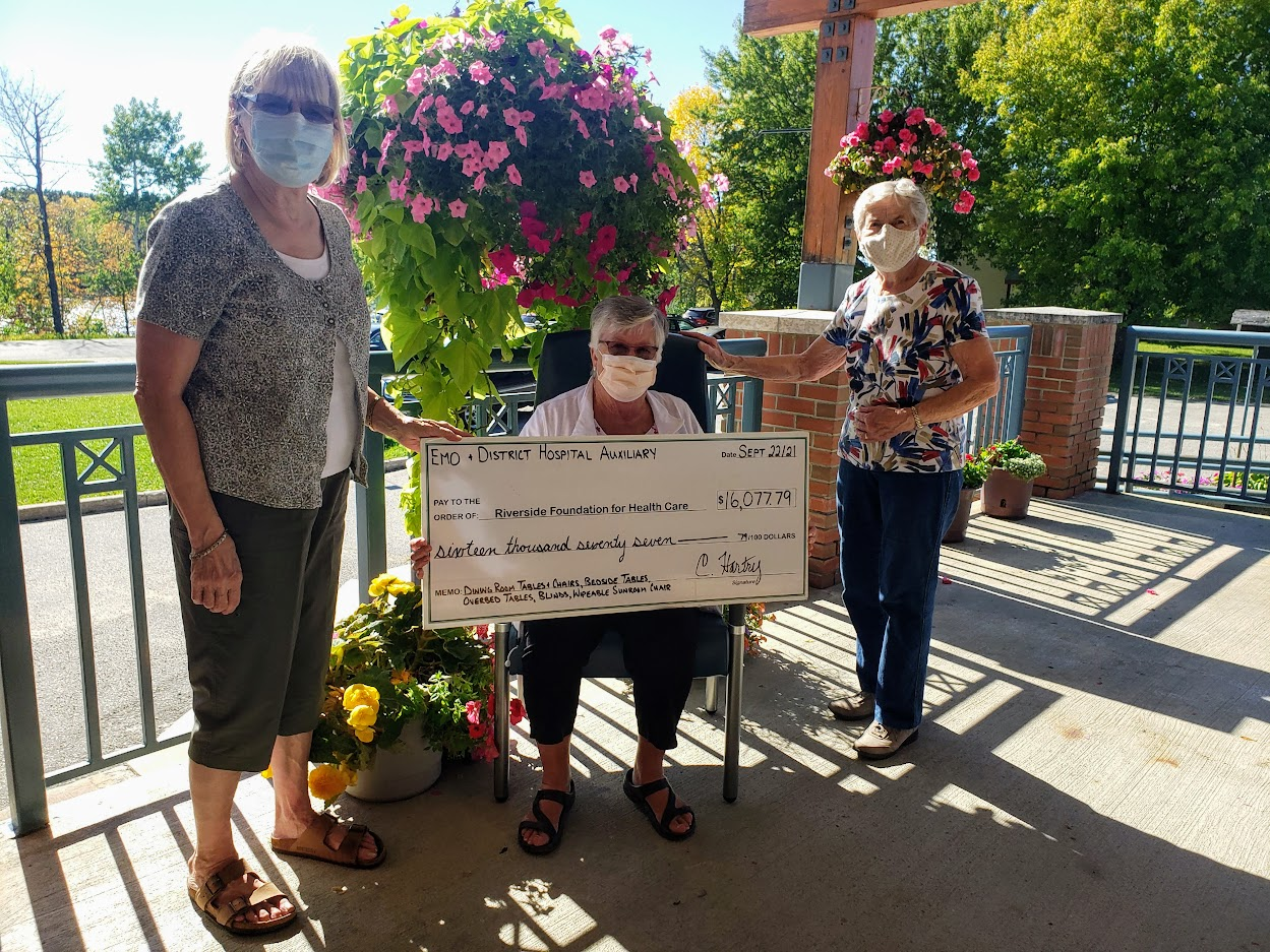 Auxiliary donation